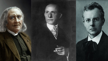 Ő volt Liszt Ferenc tanítványa és Bartók mestere