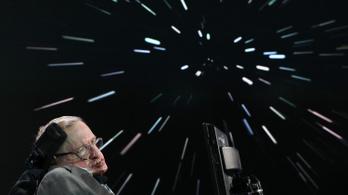 A Hawking, a világmindenség, meg minden