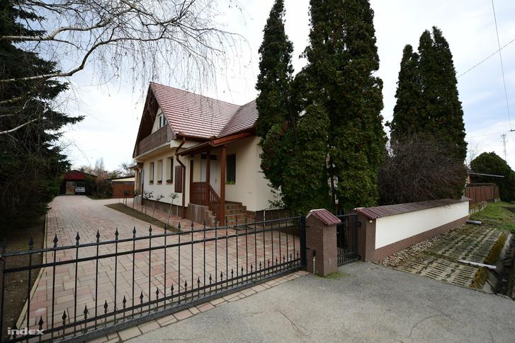Szabó Gáborné csengeri háza