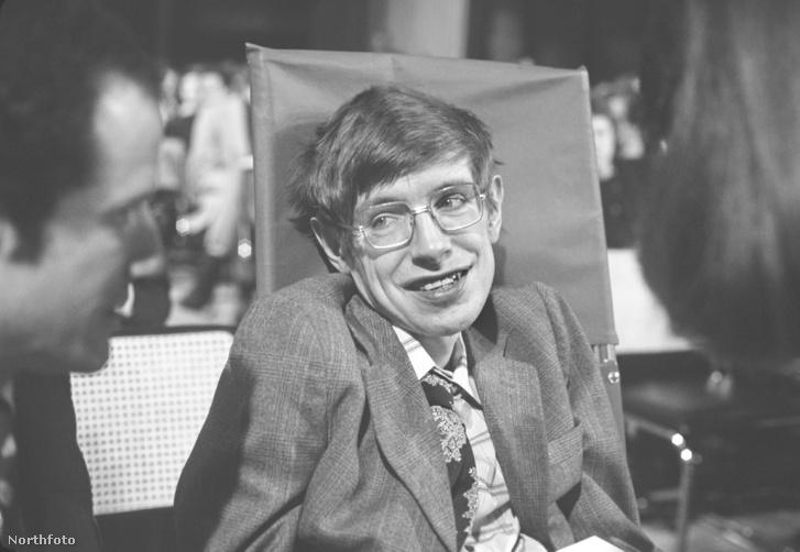 A fiatal Hawking
