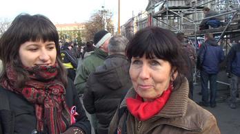 Senki nem fizetett a lengyel tüntetőknek