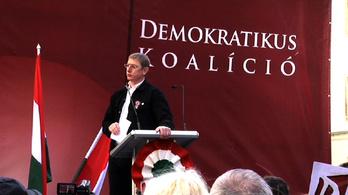 Gyurcsány: Blokád alá vonjuk az Alkotmánybíróságot
