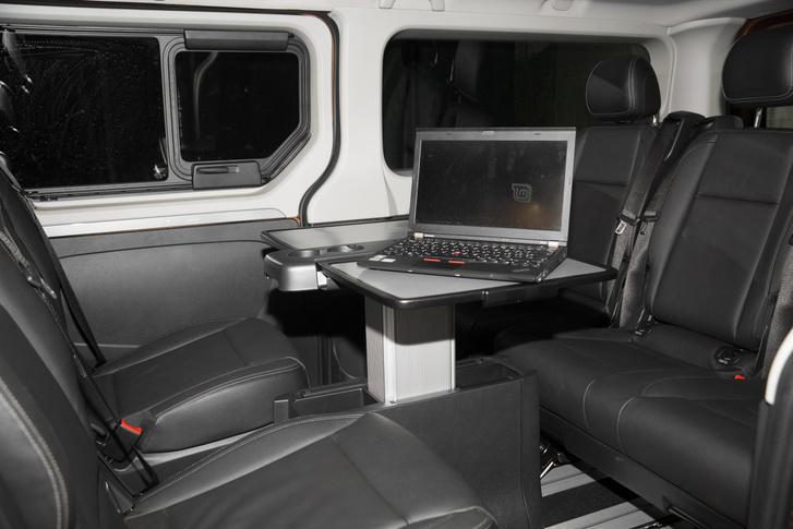 Mobil iroda akcióban