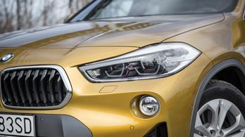 Bemutató: BMW X2 – 2018.