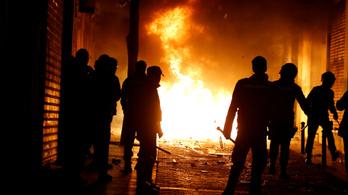 Szívroham végzett egy szenegálival Madridban, összecsapások kezdődtek emiatt