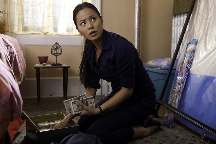 Jamie Chung a Fék nélkül című filmban