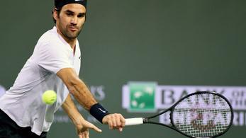 Roger Federer élete formájában