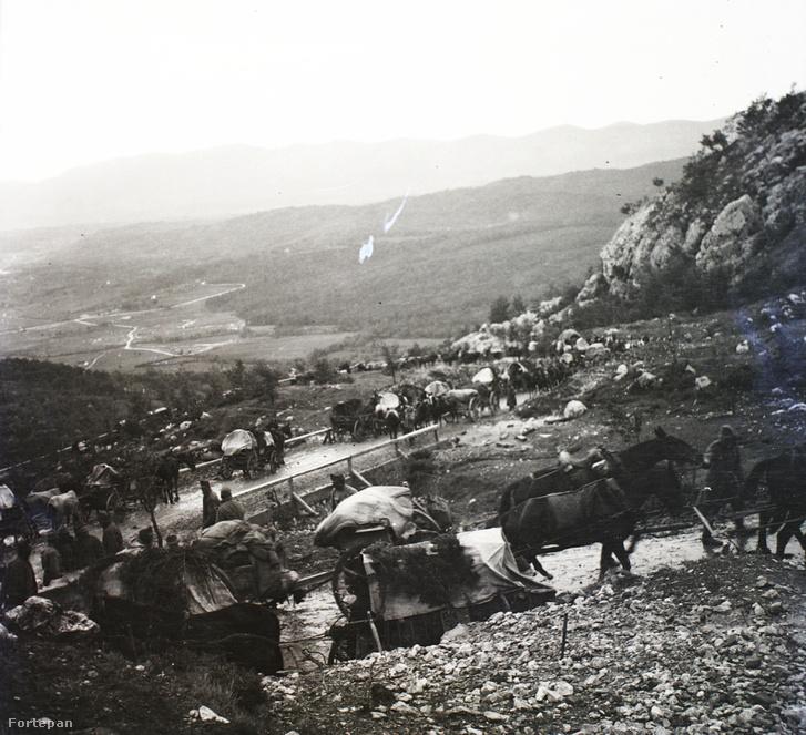 Az Isonzó-front 1917-ben