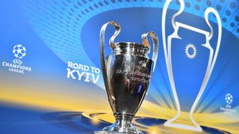 Juve-Real: már a negyeddöntőben ismétlik a tavalyi BL-döntőt