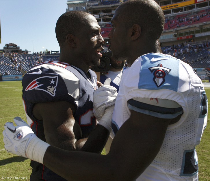 Devin és Jason McCourty