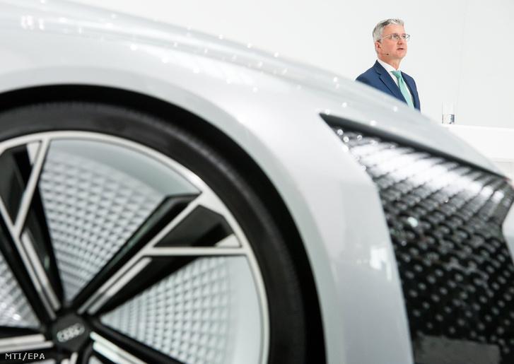 Rupert Stadler, az Audi vezérigazgatója