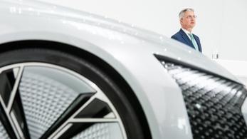 A tavalyi volt az Audi legjobb éve