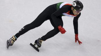 Mindkét Liu hibátlanul kezdte a rövidpályás vb-t