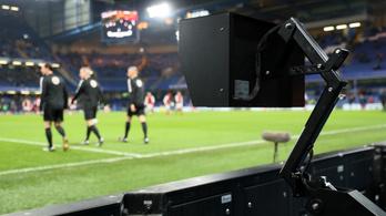 Hivatalos: lesz videóbíró a 2018-as futball-vb-n