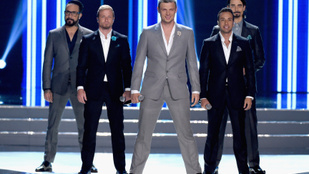 Backstreet's back, alright! Éttermet nyitnak Backstreet Boys fiúk!