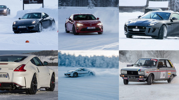Tíz cikk a hóban autózásról hóban autózás helyett