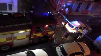 Egy vita után kiküldték, autóval hajtott a klubnak egy brit férfi