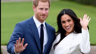 Így becézi egymást Harry herceg és Meghan Markle