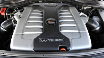 Az új A8 lehet az utolsó tizenkéthengeres Audi