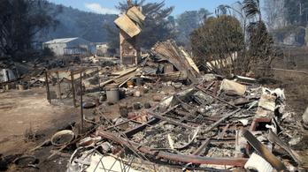Negyven várost fenyeget a bozóttűz Ausztráliában