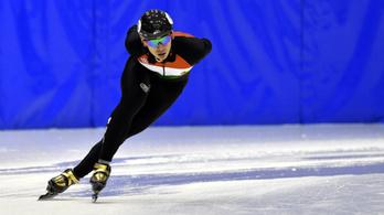 Liu Shaolin Sándor aranyérmes, Liu Shaoangé az ezüst 1500 méteren az Eb-n