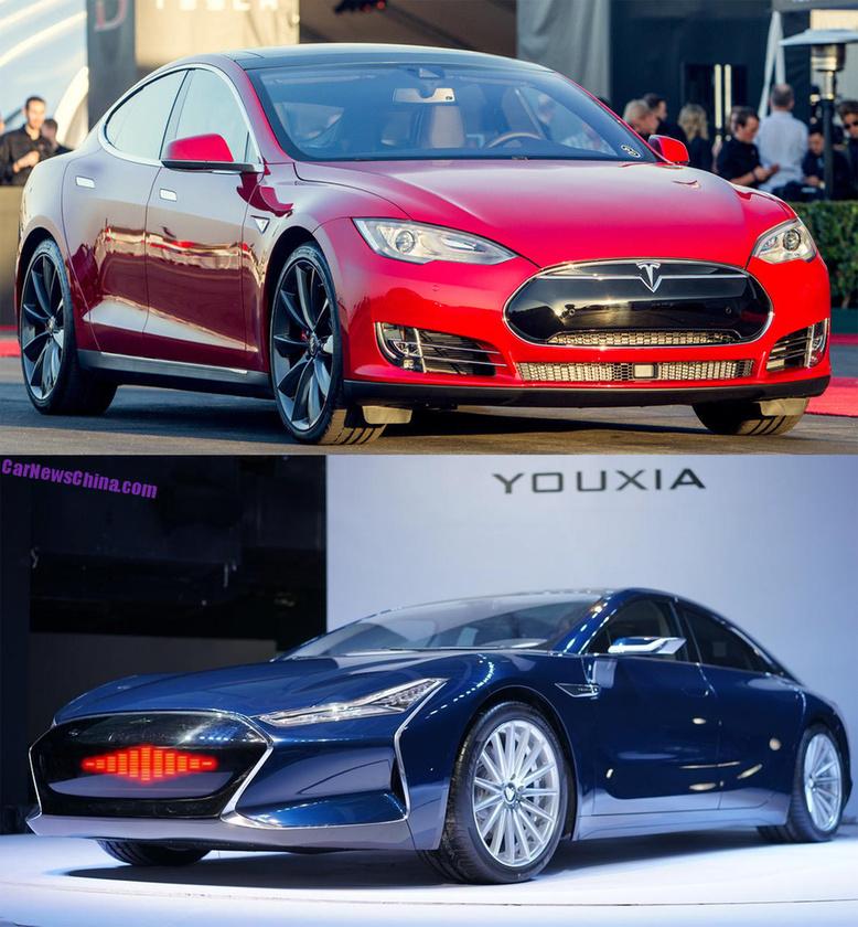Tesla Model S/Youxia Ranger X: Gátlástalan lopás ez is, nem vitás, de nagyon aranyos volt, hogy a Youxia Ranger X 2015-ös bemutatása óta teljesen eltűnt márka 28 éves alapítója előadta a háttértörténetét