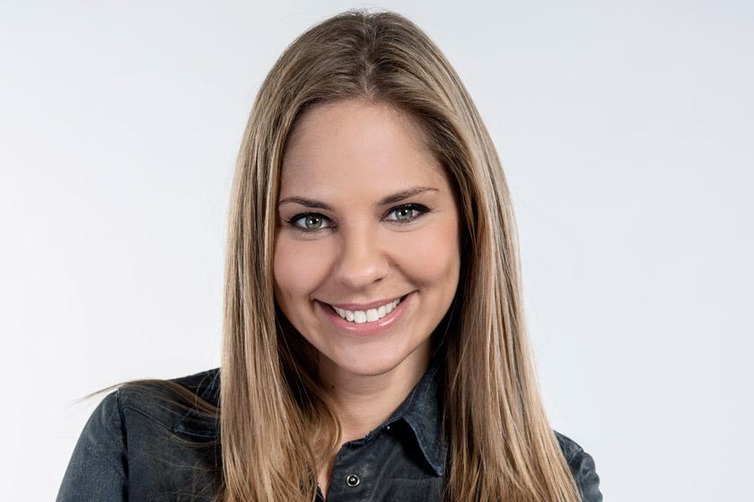Két év után visszatért az RTL Klub csinos műsorvezetője a képernyőre