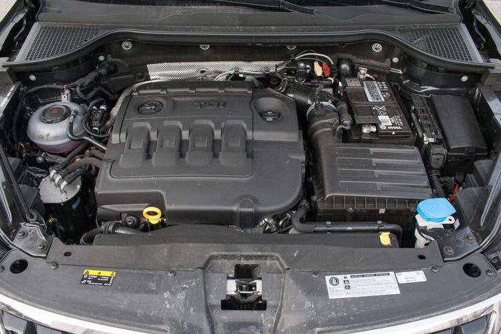 A korszellem nem éppen dízelpárti, hiába erős és takarékos ez a motor, inkább a TSI ajánlott