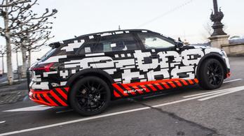 Kiderült, mibe kerül az új villany-Audi