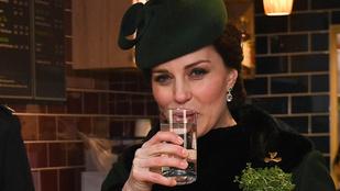 Katalin hercegné nem nyakalhatja úgy a sört, mint egy éve