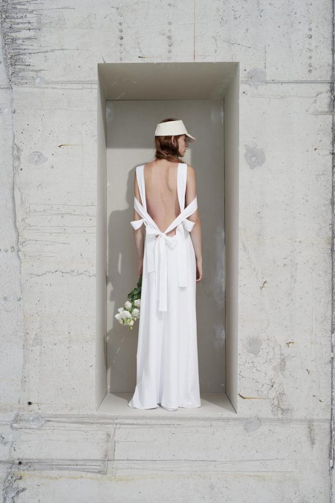 Menyasszonyi ruhát is találtok az INQ Concept kínálatában.