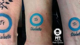 Ingyenes életmentő tetoválással segítenek a magyar tetoválók