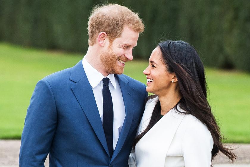 Harry herceg erre is képes Meghanért - Őrülten szerelmes a menyasszonyába