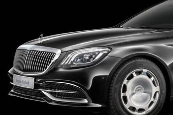 Még durvább lesz a Maybach-Mercedes