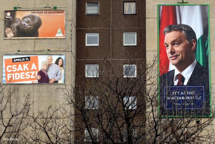 2010-es Orbán-plakát