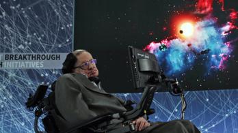 Newton mellé temetik Stephen Hawkingot