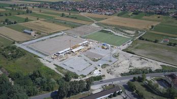 Felnőtt csapata sincs a 3,5 milliárdos stadiont építő Szigetszentmiklósnak