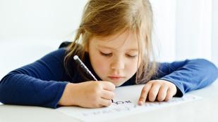 3 módszer, hogy helyesen fogja a gyerek a ceruzát