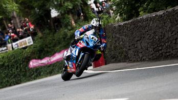 Szakított a Suzukival a Man TT tavalyi győztese