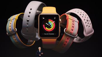 Titkos kijelzőgyártója lehet az Apple-nek