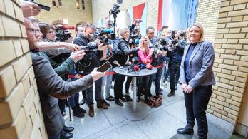 Durvát mondott a norvég miniszter, mennie kellett