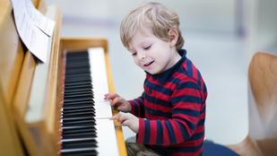 Így válasszon hangszert a gyerek