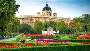 Már megint Bécs a világ legjobb helye