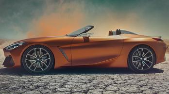 Meglepetés: Ausztriából jön a BMW-Toyota sportkocsi