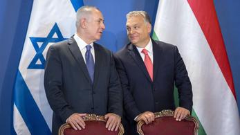 Netanjahu nyújthatott segítséget Orbánnak a sorosozáshoz