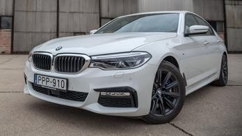 BMW 540d xDrive – 2018.
