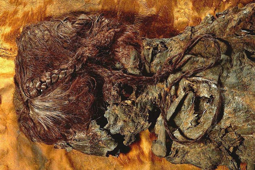 Eltelt 2300 év, de a frizura még mindig tart: az Ellingi asszony csodálatos hajfonata