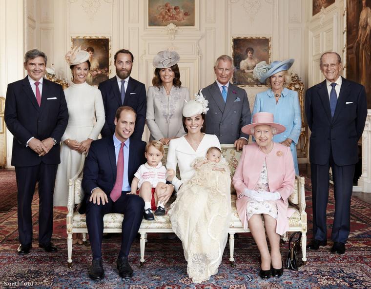 Diana hercegné volt az első, aki felhagyott ezzel a szokással, és a St