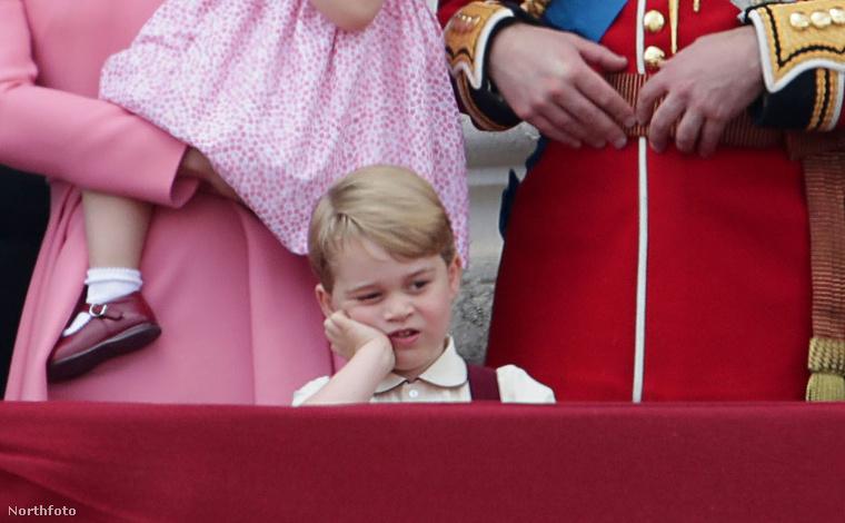 Sajnáljuk, György herceg, de ez a helyzet