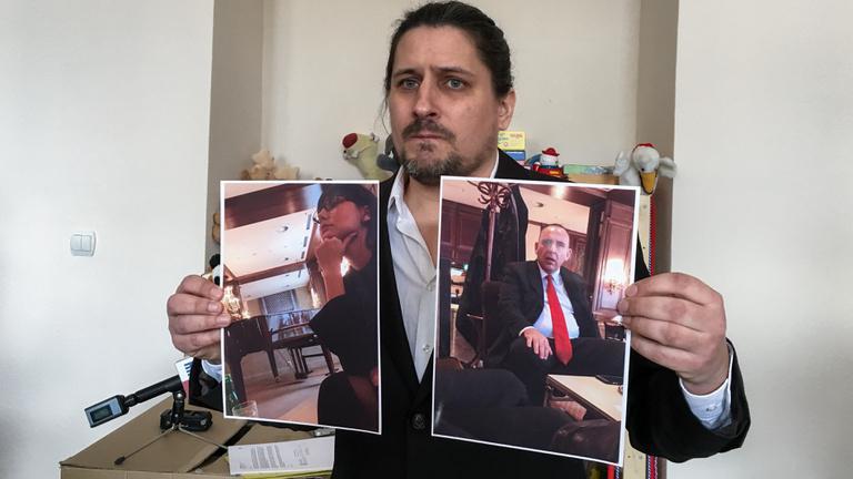 A Migration Aid vezetője válaszolt Bayer Zsoltnak